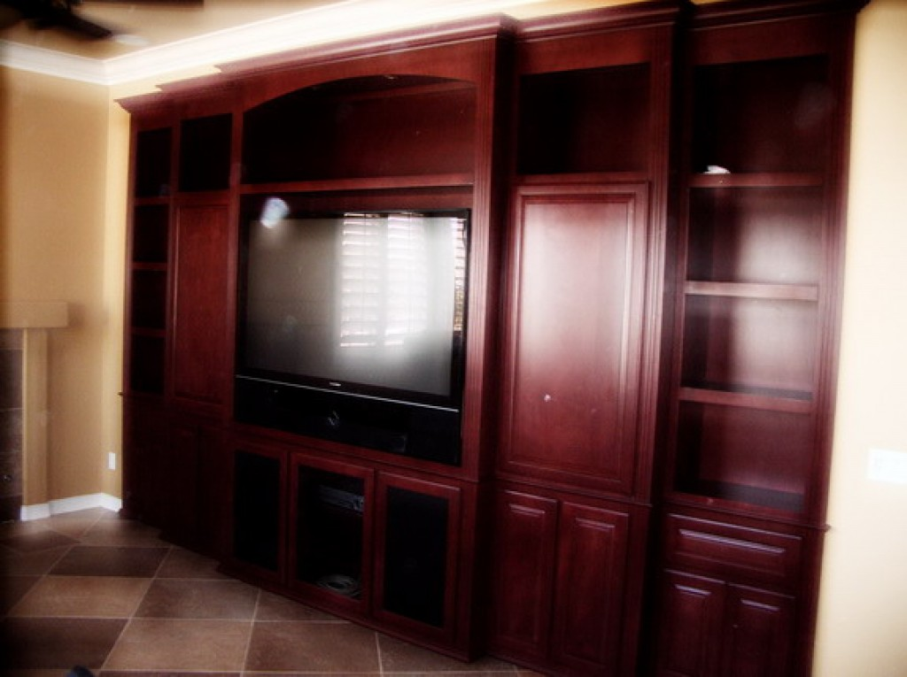 Built In Tv Wall Unit Furniture C Amp L Design Specialists Inc