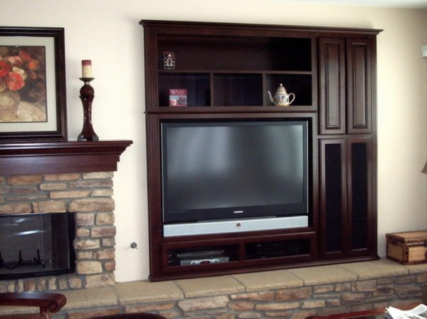 We can build custom cabinets like these for your home in Garden Grove