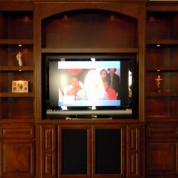 We can build custom cabinets like these for your home in Riverside