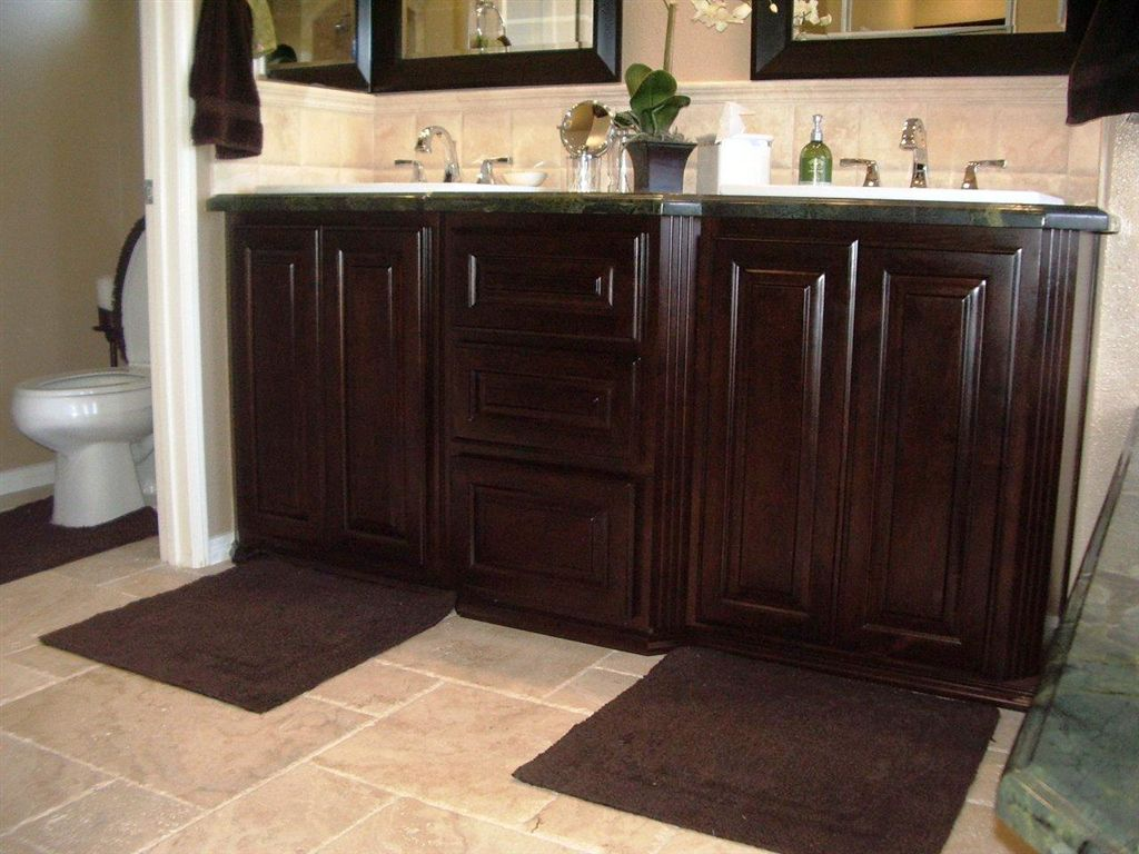 Tile Works Maple Grove : Bathroom vanity cabinets