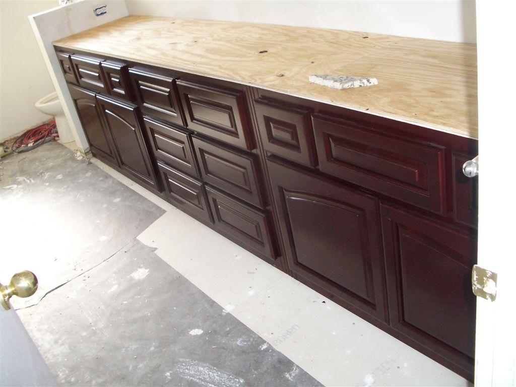 Innovative Custom Wood Bathroom Vanities  Actionitembandcom