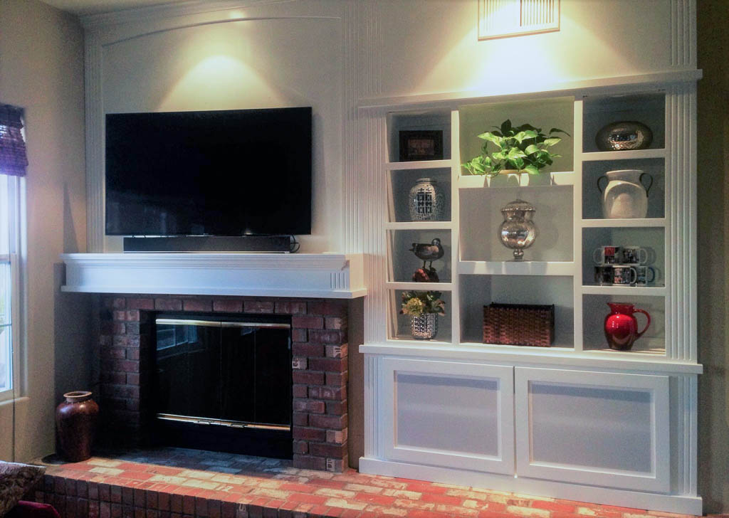 Custom Entertainment Centers | Designed - Built - Installed. C & L ...