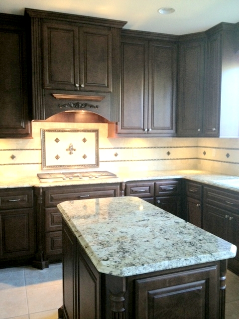 Custom Kitchen In Laguna Hills