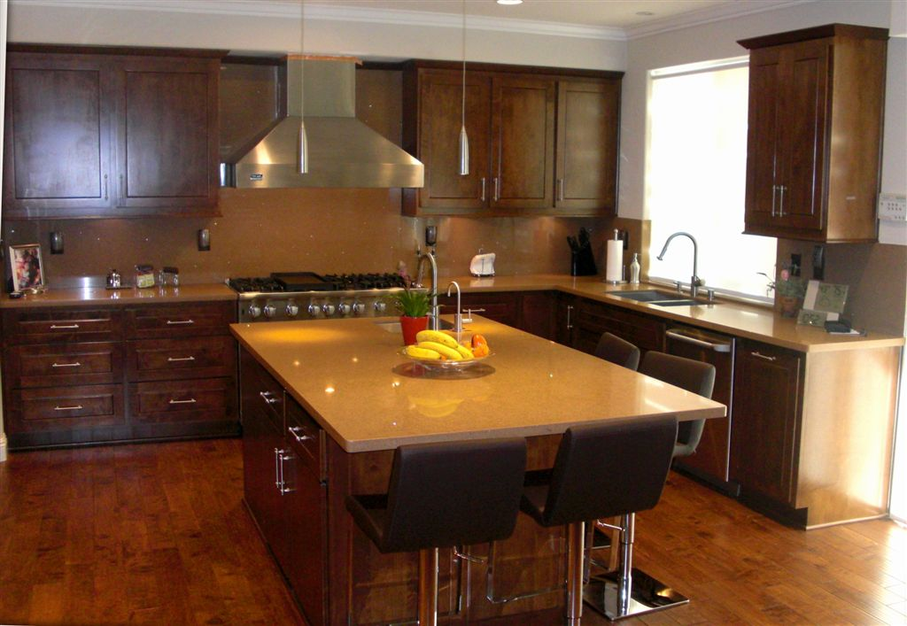 Custom Kitchen Cabinets in Southern California | C and L ...
