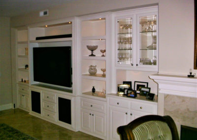 Custom cabinets in San Diego