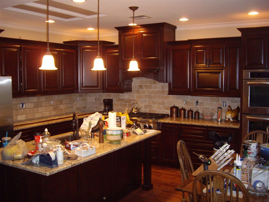 kitchen cabinet installation in corona, ca | c & l design