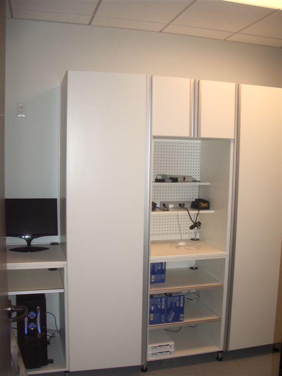 Garage Indoor Office Employee Recharge Center Murrieta Ca