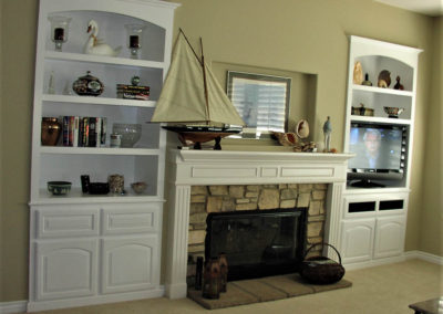 Custom cabinets in Mission Viejo