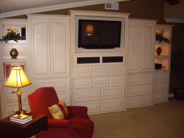 Beautiful Bedroom entertainment center in  Tustin Ca.