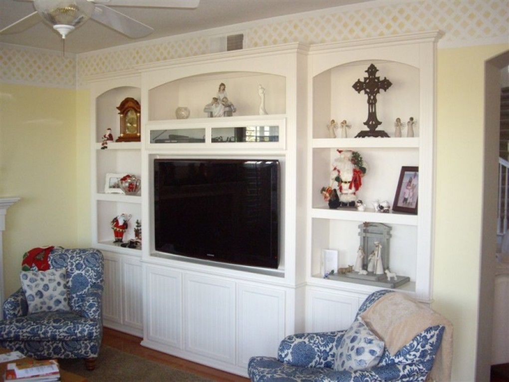 Before and after custom cabinets photo gallery