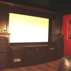 Corona Theater room