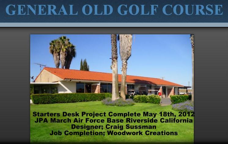 General Archie Old Golf Course C amp L Design Specialists Inc