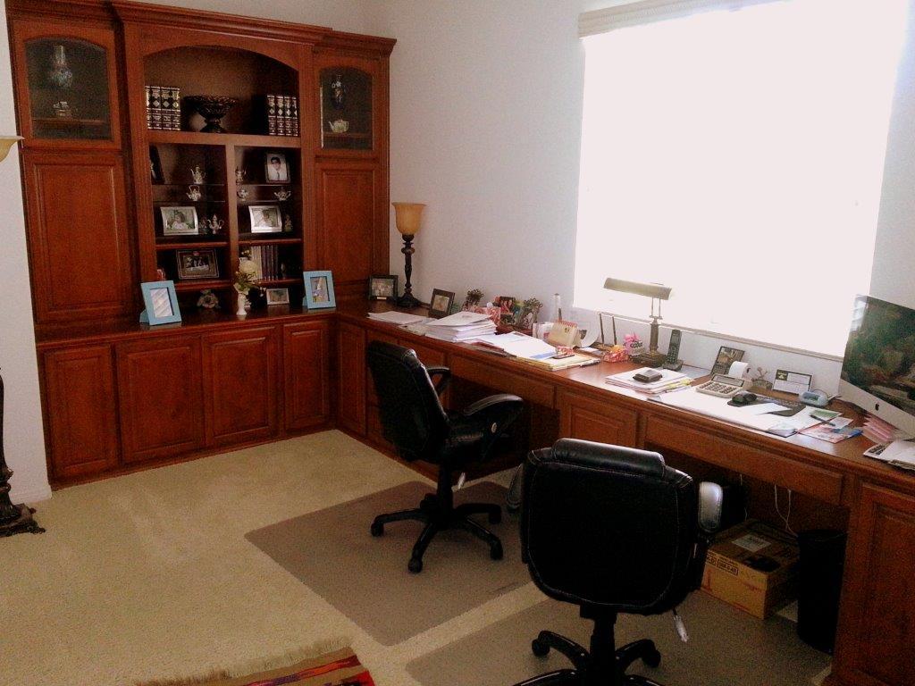 Dual Desks Home Office Styles