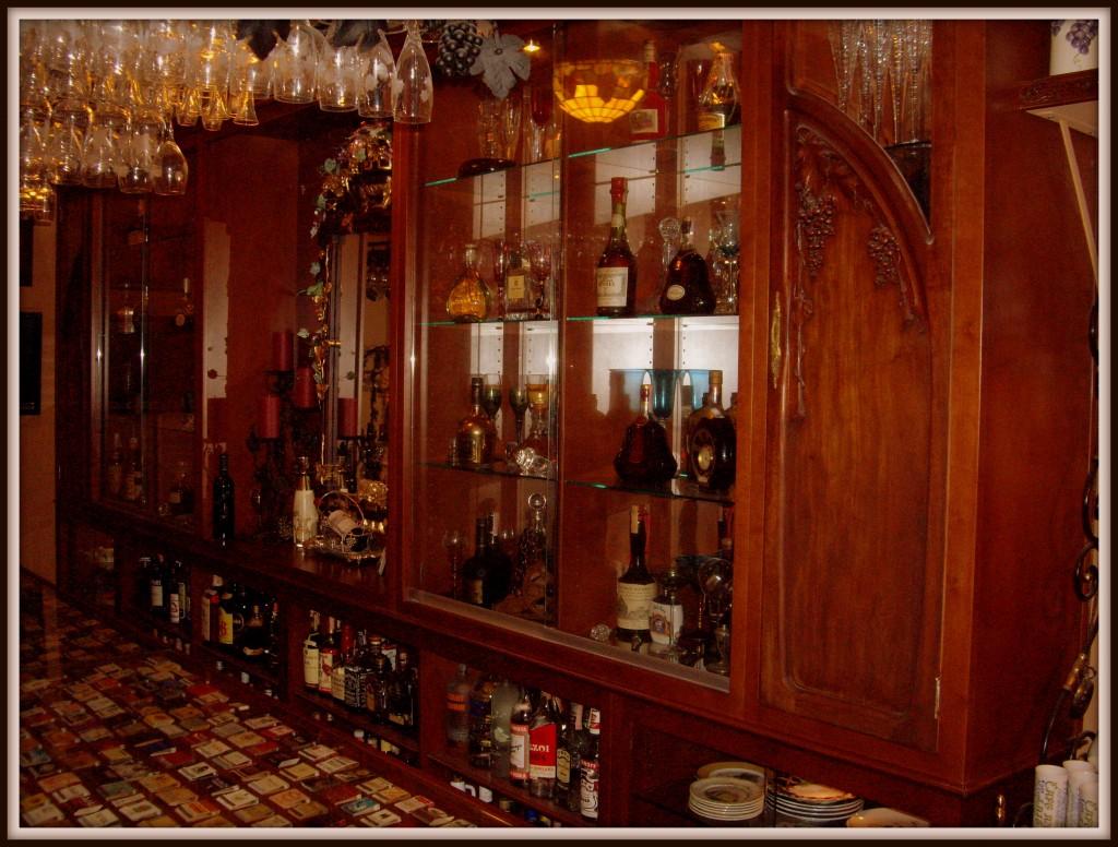 Nostalgic Turn Of The Century Bar