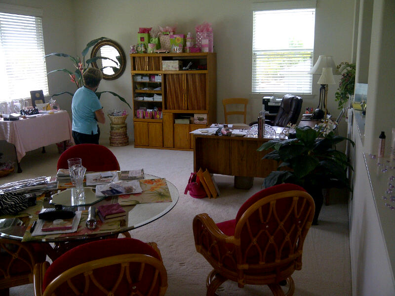 Murrieta full wall combination entertainment office