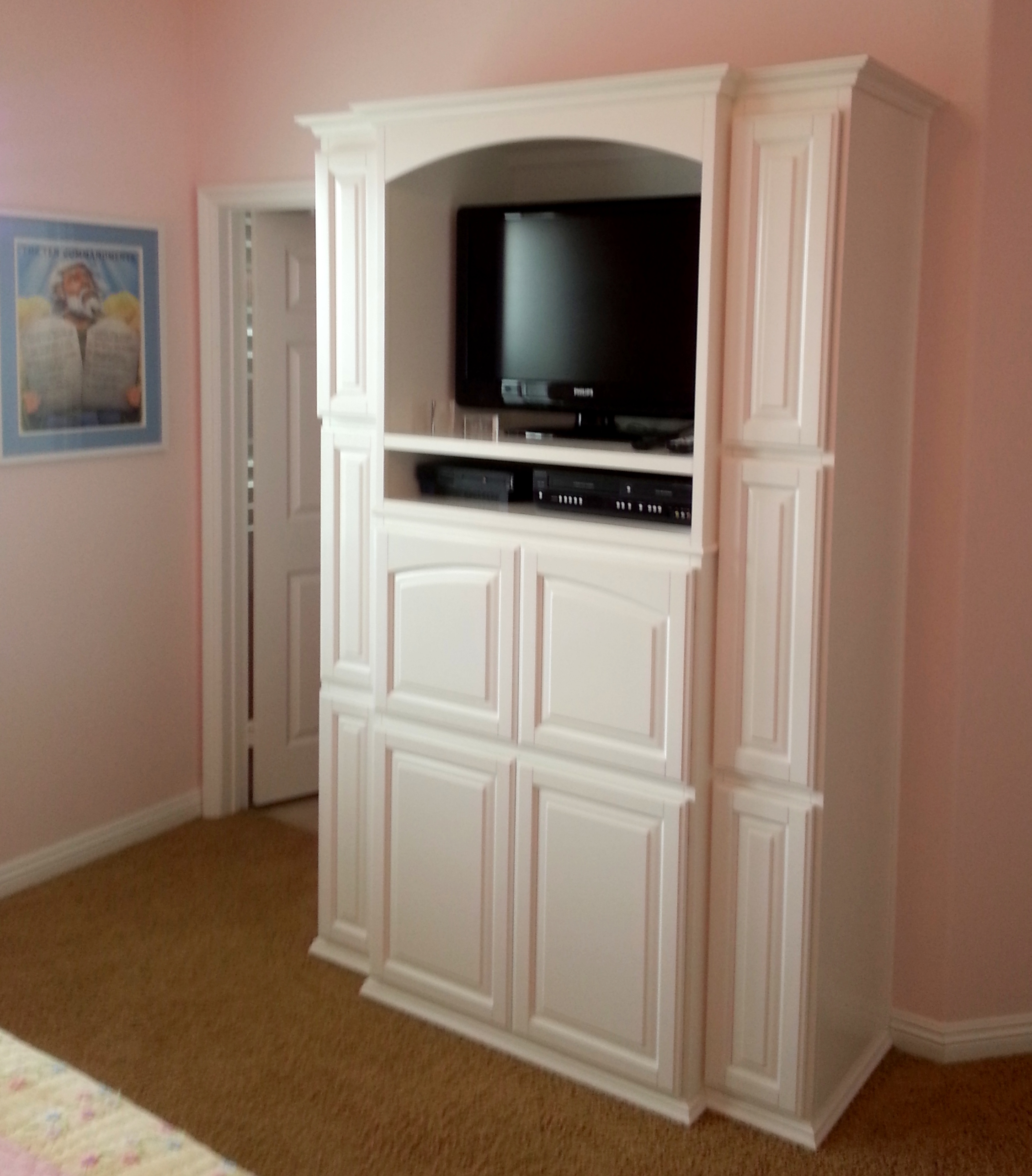 Built In Cabinets In Bedroom In Mission Viejo C L Design Specialists Inc