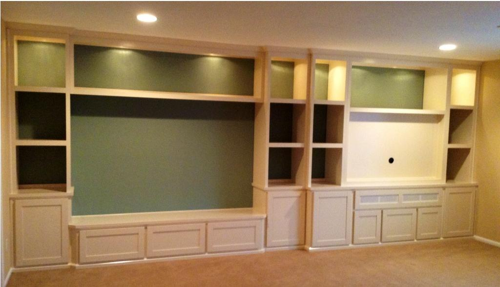 Built in cabinets in South Corona
