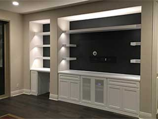 Custom Entertainment Centers and Wall Units