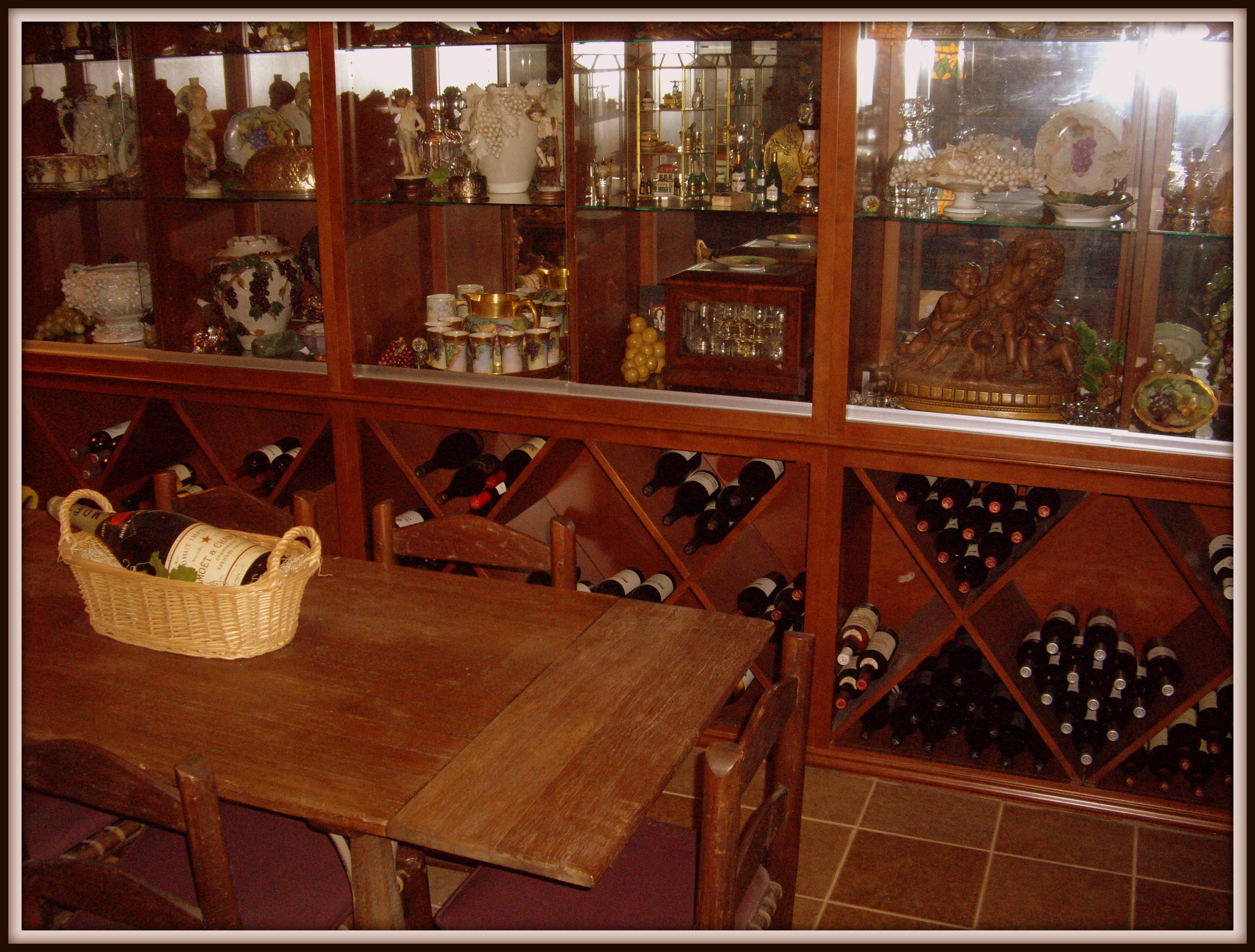 Beautiful bar and wine storage c l design specialists inc for Custom wine bar