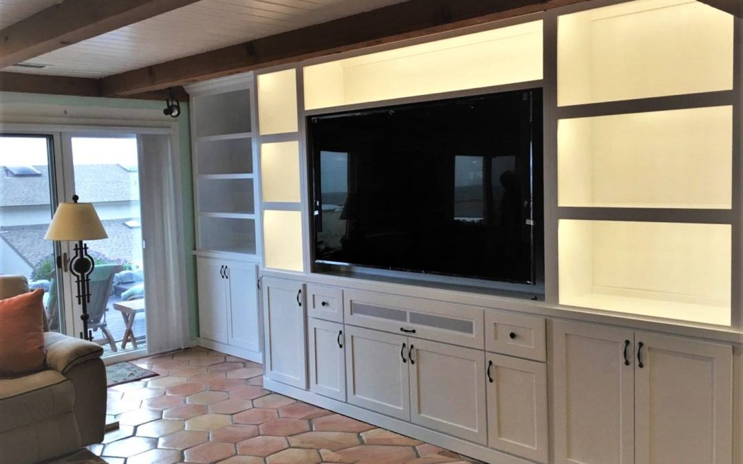 Choosing the Right Custom Cabinet Lighting