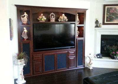 Custom cabinets in Riverside
