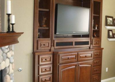 Custom cabinet designer