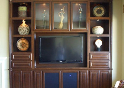 Custom cabinets in Dana Point