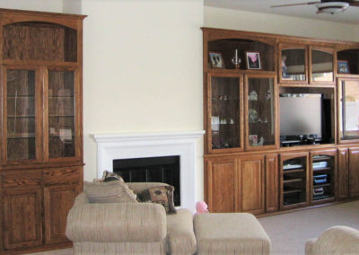 Custom cabinets in Lake Forest