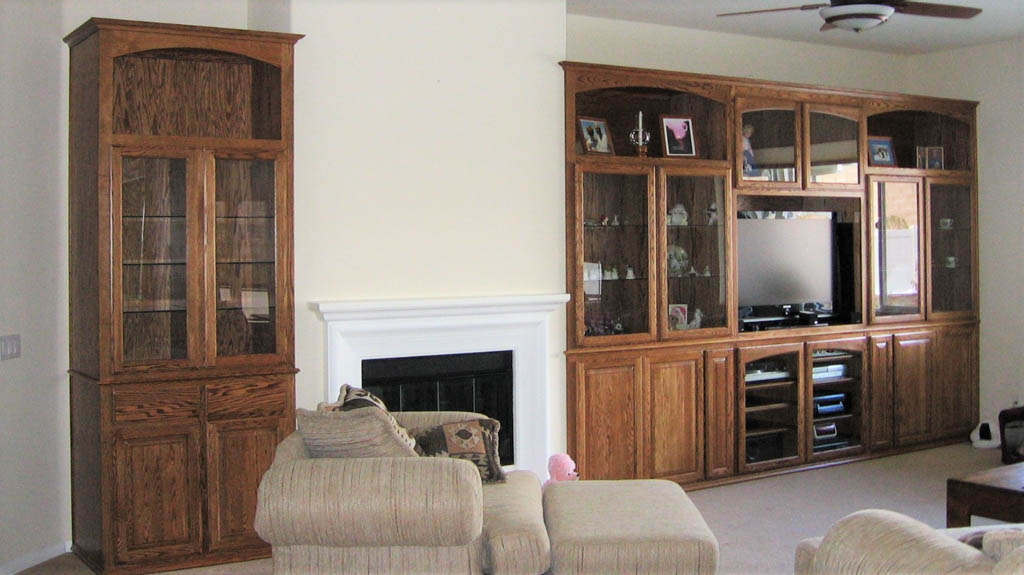 Custom Cabinets In Lake Forest C L Design Specialists Inc
