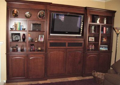 Custom cabinets in San Diejo
