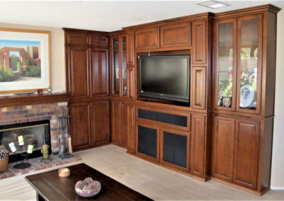 Custom Entertainment Centers | Designed - Built - Installed