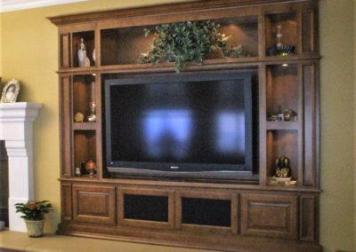 San Diego custom cabinets