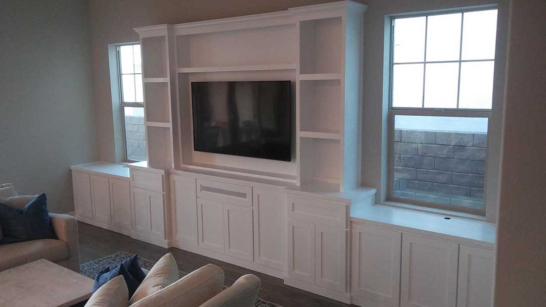 Custom Cabinets in Rancho Mission Viejo